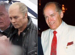 Johnny Depp takes on role of infamous mobster Whitey Bulger