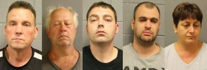 Arrested in West Side Outfit crew case