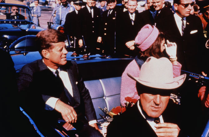 the mafia killed jfk The historical events attributed to the mafia, both in america and back in italy,  range  ideas abound about who exactly killed president john f kennedy on.