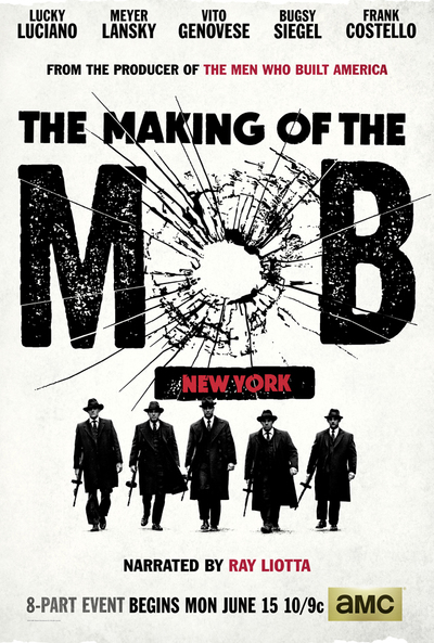 Making of The Mob New York