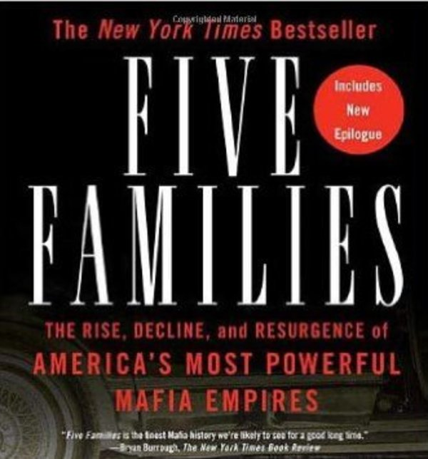 Five Families book