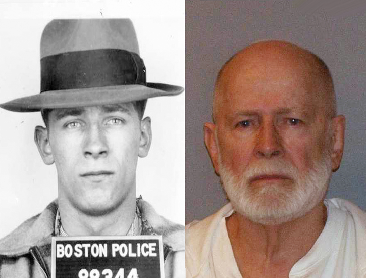 Whitey Bulger murdered in prison