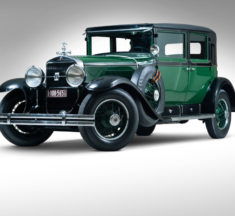 Al Capone's bulletproof 1928 Cadillac for sale for $1 million
