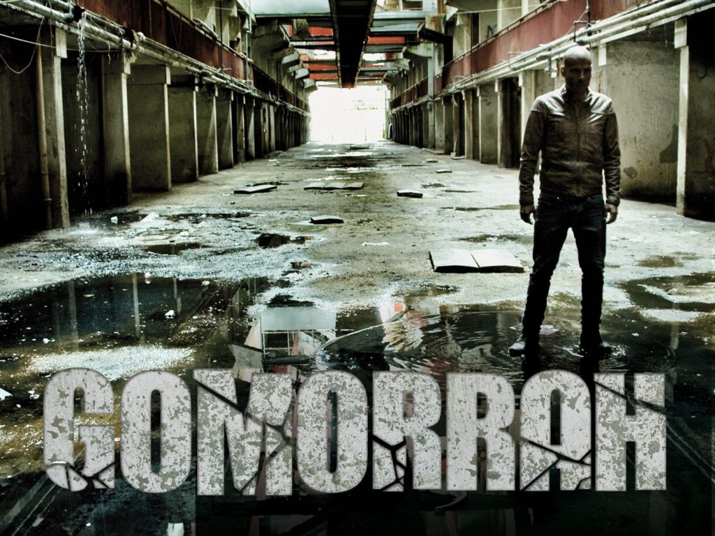 Gomorrah, which was filmed at Le vele
