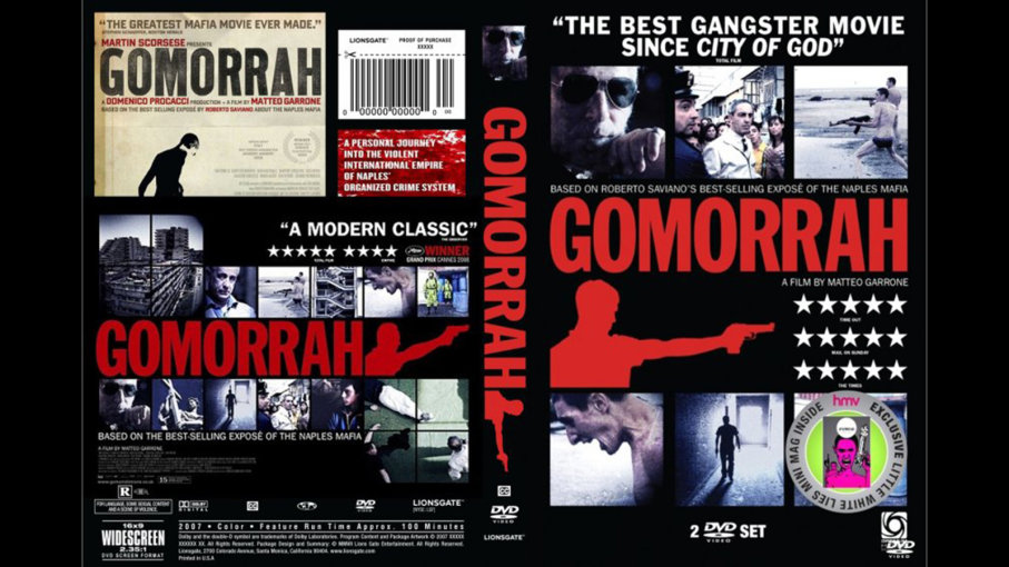 Gomorrah. Directed by Matteo Garrone