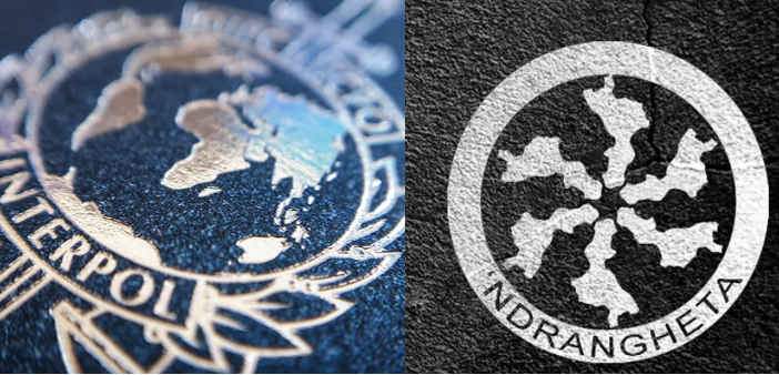 INTERPOL lead global effort to reign in 'Ndrangheta.