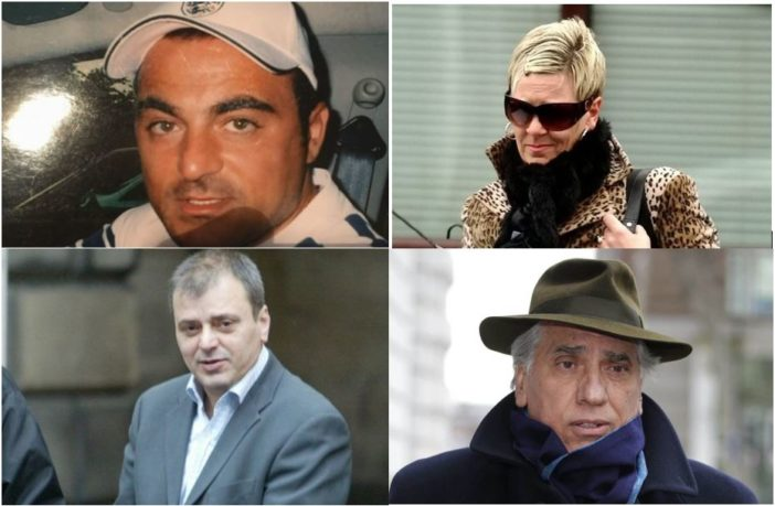 Mobsters who fled to Britain
