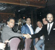 "Consigliere to the Chicago Outfit, Marco ""the Mover"" D'Amico dead at age 84"