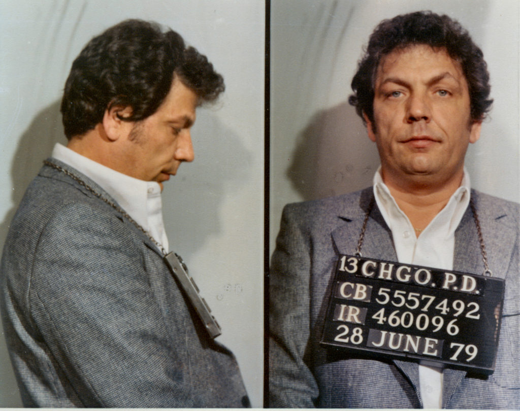 Marco D'Amico mugshot from 1979