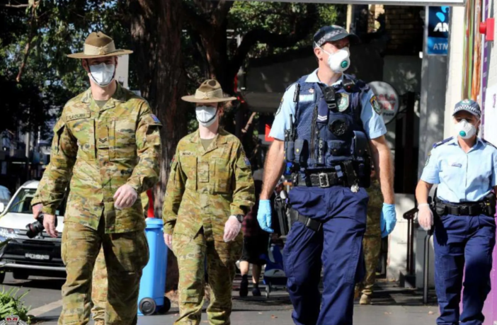 Australian Police are preparing for an influx of mafia activity and money into the country