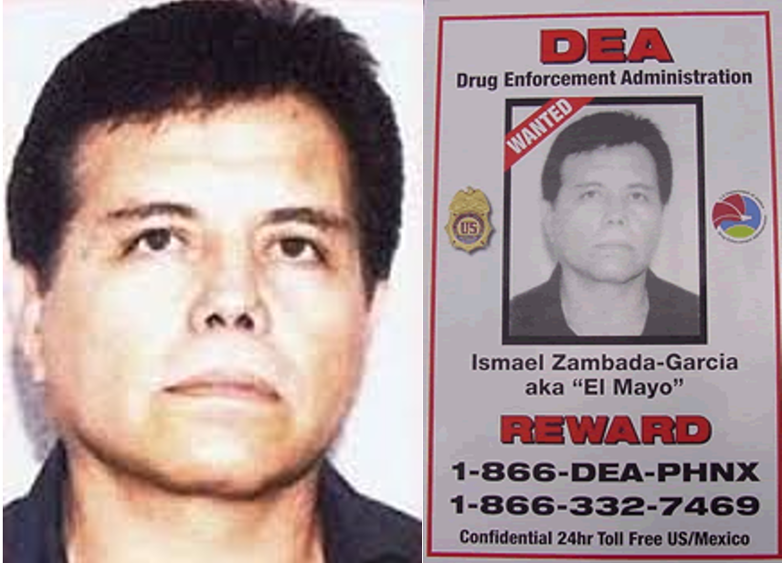 "Ismael ""El Mayo"" Zambada took over as leader of the Sinaloa cartel after El Chapo's arrest."