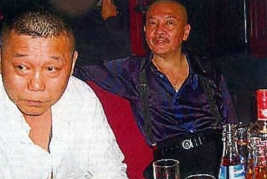 """Roland """"The Hainanese Kid"""" at his 'Bali' restaurant and nightclub. He died of cardiac arrest at the age of 72."""