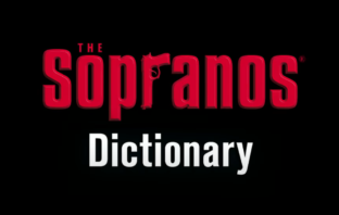 The Sopranos Visual Dictionary