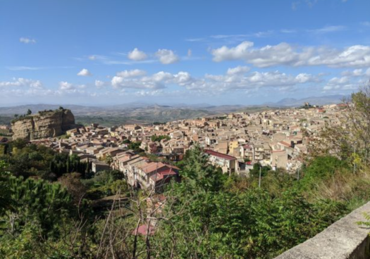 Corleone, A picture-perfect Italian town in the foothills of Sicily's picturesque countryside, hides a notorious past