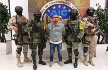 "Jose Antonio Yepez Ortiz, better known as ""El Marro"" (The Sledgehammer), leader of the Santa Rosa de Lima cartel has been arrested by Mexican security forces in the state of Guanajuato."