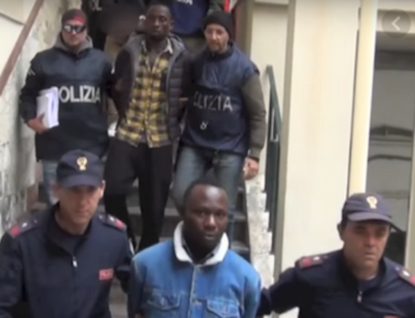 Major bust leads to the arrest of 73 Nigerian Mafia members in Italy