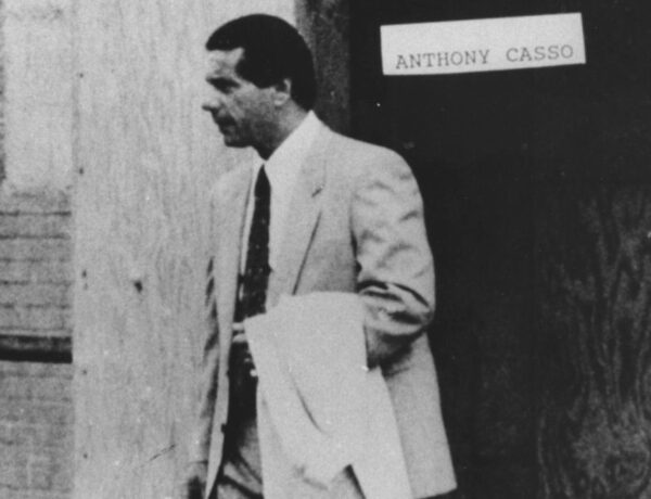 "Former mobster Anthony ""Gaspipe"" Casso has died from COVID-19 complications"