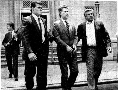 """Louis """"Bobby"""" Manna, accused of planning hit on John Gotti, denied prison release"""